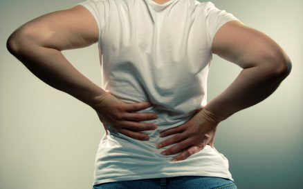 How to make your lower back pain go away