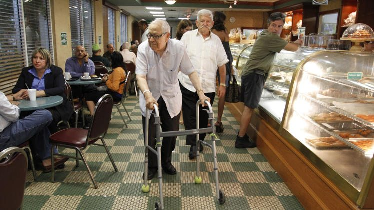 Walkers Causing More Seniors To Fall