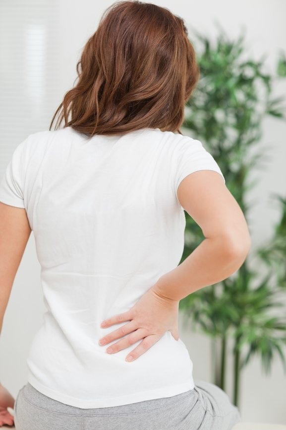 3 Natural Back Pain Cures Every Mom Should Know, a guest