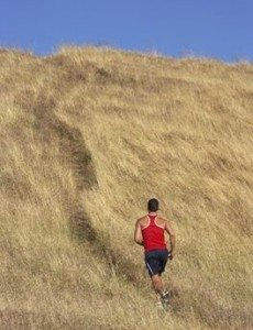 running-up-to-a-hill