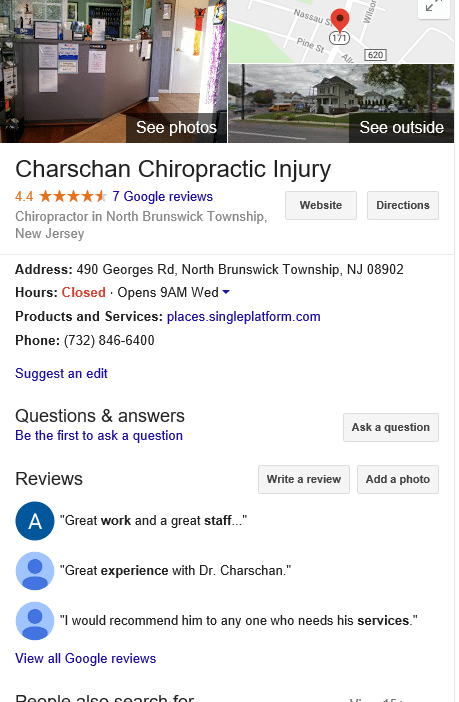 Who Is The Chiropractor Near Me In Scotch Plains And North