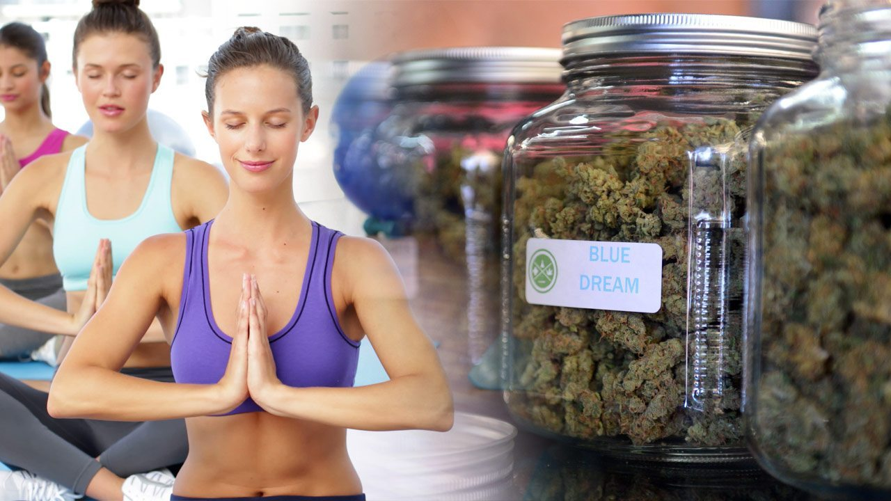 5 Things to Know Before Taking a Cannabis Yoga Class