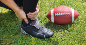 Common Football Injuries and Treatment
