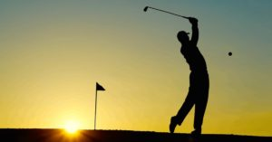 Golf Swings and Back Pain: Not What the Doctor Ordered
